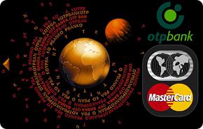 Кредитная карта MasterCard Standart