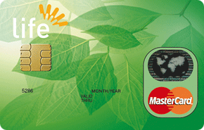 Кредитная карта Master Card Standart