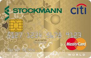 Кредитная карта Стокманн-Сити Premium