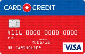 Моментальная кредитная карта CARD CREDIT