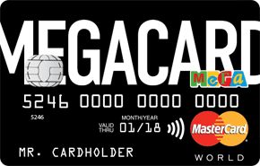 Кредитная карта MEGACARD