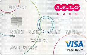Кредитная карта Элемент Лето банка