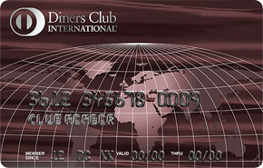 Кредитная карта Diners Club Exclusive® Card