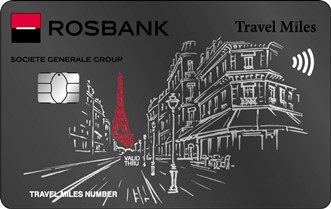 Кредитная карта Travel Miles Platinum