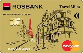 Кредитная карта World Premium Travel Miles Gold