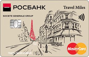 Кредитная карта World Travel Miles Classic