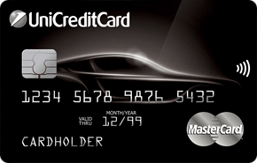 Кредитная карта АвтоКарта World MasterCard® Black Edition™