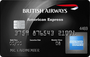 Кредитная карта British Airways Premium Card