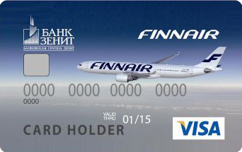 Кредитная карта «Finnair» Platinum