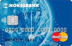 Кредитная карта НОКССбанк