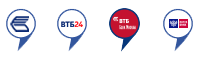 Банки партнеры ВТБ 24: где снять деньги без комиссии