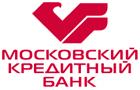 Логотип Московского Кредитного Банка