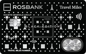 Кредитная Премиальная карта путешествий