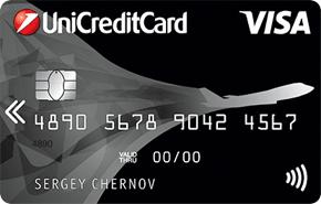 Кредитная карта Visa Air