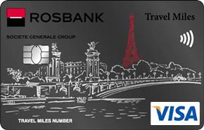 Кредитная карта Путешествий