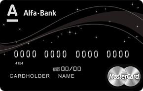 Дебетовая карта MasterCard World Black Edition